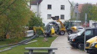 Harburg: Querung Wörnitz